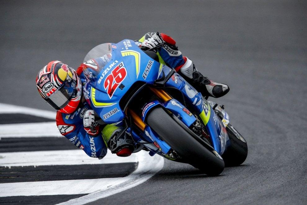 MotoGp, Maverick Vinales trionfa al Gp di Silverstone - Repubblica.it