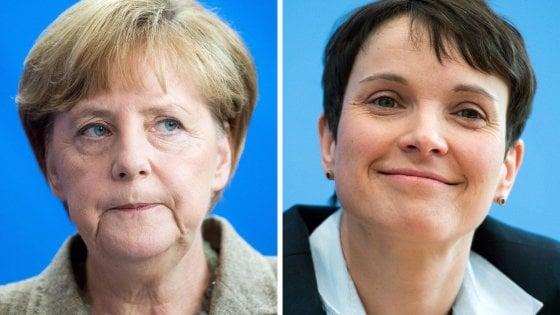 Germania, elezioni in Meclemburgo-Pomerania: populisti Afd sorpassano la Cdu, vince la Spd