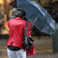 Maltempo: pioggia e nubifragi in arrivo al centro sud