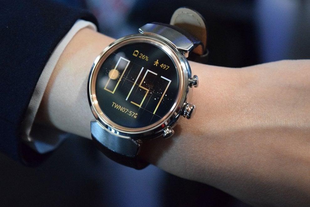 Ifa 2016, ZenWatch 3: lo smartwatch premium per tutti