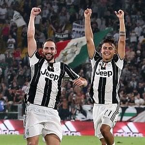 Dybala-Higuain e Pjanic: con il Sassuolo 'nasce' la nuova Juve