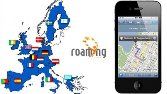 Fine del roaming nell'Ue, le condizioni: all'estero tariffa nazionale per almeno 90 giorni