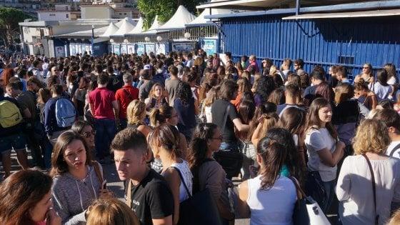 Università, al via fra le proteste i test per le facoltà a numero chiuso