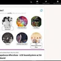 Musica, dagli Stati Uniti il social