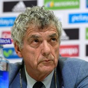 Uefa, Villar ritira la candidatura alla presidenza