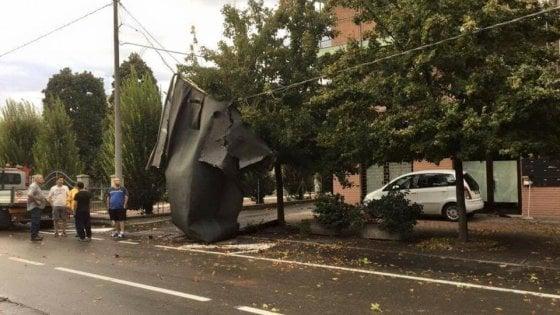 Il maltempo si abbatte sull'Italia: piogge e allagamenti al Centro-Sud