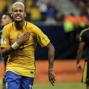 Mondiali2018: pari  per l'Argentina, l'Uruguay vince e va al comando. Neymar trascina il Brasile