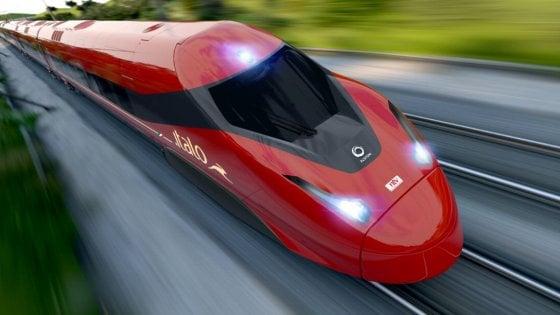 Treni, Ntv punta a 10 milioni di viaggiatori. E compra altri 4 Pendolino