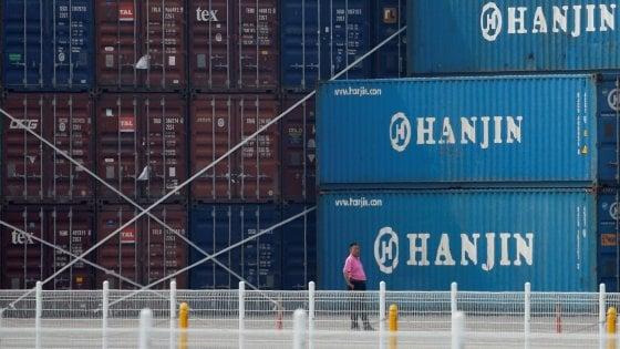 Crac Hanjin, la flotta fantasma coreana manda in tilt il commercio mondiale