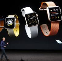 Apple Watch 2: impermeabile e con Gps