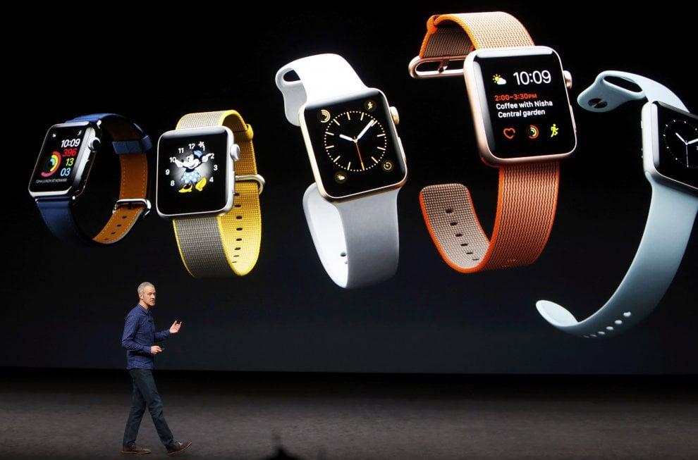 Apple Watch 2: impermeabile e con Gps