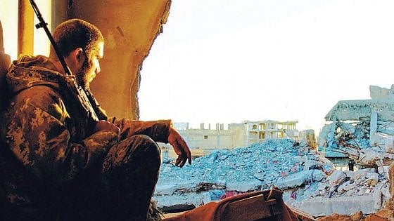 """""""Contro l'Isis per difendere i valori della democrazia"""". Karim Franceschi, il """"partigiano"""" italiano in Siria"""