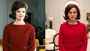 "Natalie Portman è 'Jackie' ""Iconica e misteriosa"""