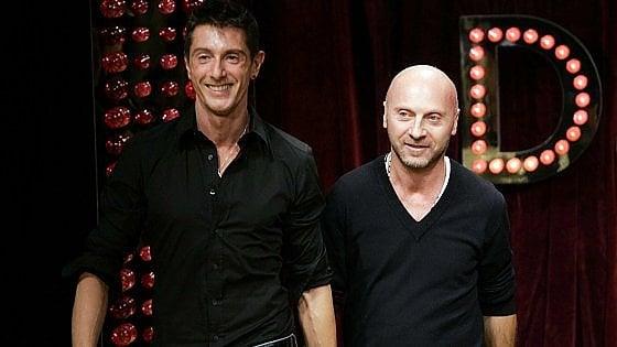 """Dolce&Gabbana: """"Non c'è esterovestizione per la Gado"""""""