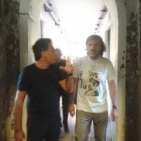 Kusturica in visita alle detenute