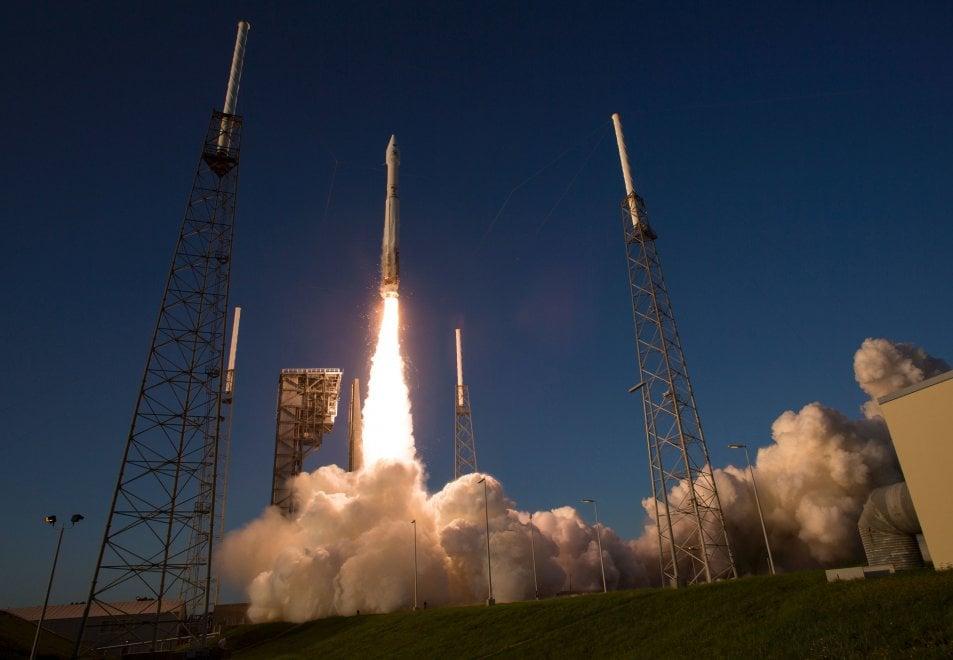 Stati Uniti, il lancio della sonda Osiris-Rex da Cape Canaveral