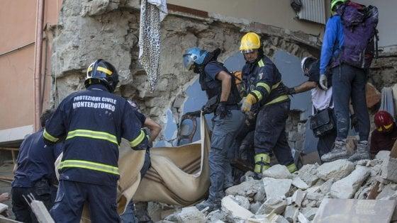 Terremoto: la piccola Giorgia dimessa da ospedale Ascoli