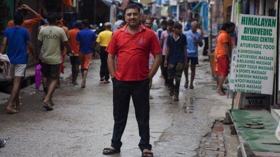 Viaggio a Rishikesh: l'indovino delle star mi disse...