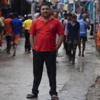 Viaggio a Rishikesh: l'indovino