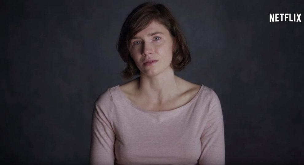 Colpevole o innocente? Le prime immagini del documentario Netflix su Amanda Knox