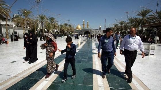 Islam, un milione di pellegrini a Karbala dopo scontri con Arabia Saudita