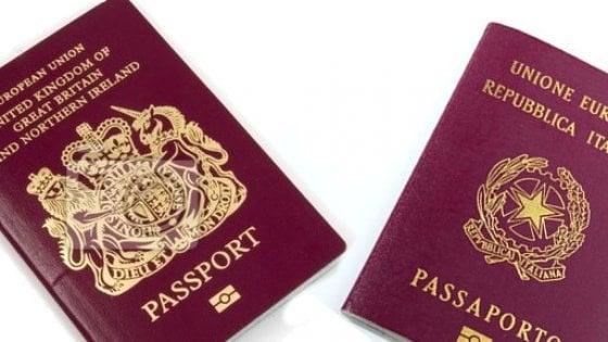 Il turismo dopo Brexit, per i britannici rischio di visti a pagamento