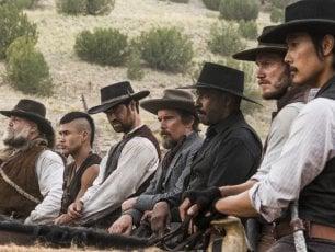 """'I magnifici sette', un western alla Mostra Denzel Washington: """"Sono tornato bambino"""""""