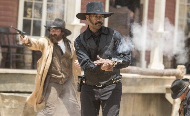 'I magnifici sette', tempo di western alla Mostra
