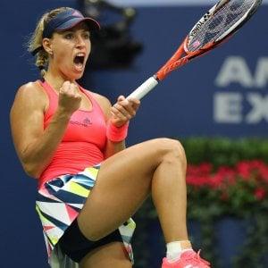 """Tennis, Kerber vince gli Us Open: """"Era il mio sogno da bambina"""""""