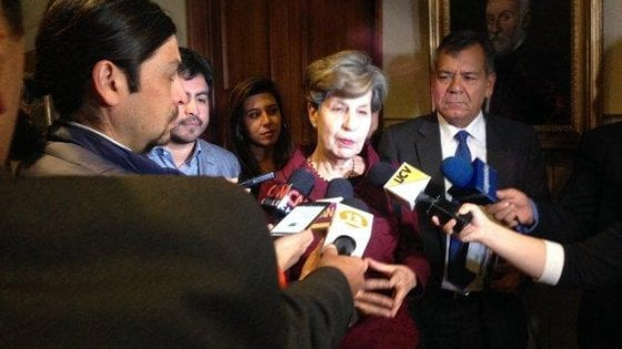 Cile, la figlia di Allende si candiderà per la presidenza