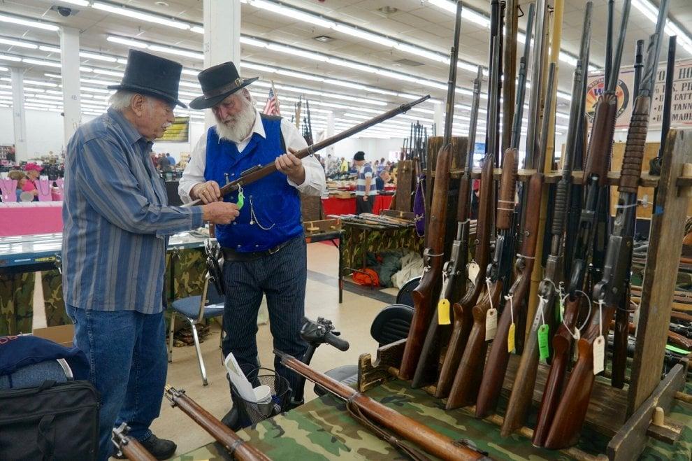 Colorado Springs, fiera delle armi
