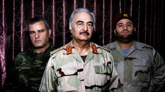 Libia, Haftar riprende controllo porti petroliferi Ras Lanuf e Sidra