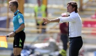 Cagliari, Rastelli amaro: ''Con Storari l'arbitro ha sbagliato''