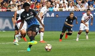 Atalanta-Torino 2-1: Kessié fa il leader, prima gioia per i bergamaschi