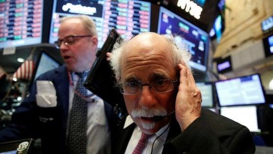La Federal Reserve valuta il rialzo dei tassi a settembre, mercati in rosso
