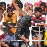 Trapani sulla nave Vos Hestia 300 migranti con almeno 50 minori non accompagnati