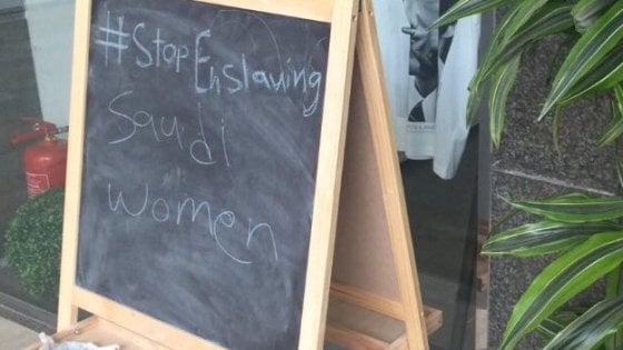 """Arabia Saudita, in Rete la rivolta delle donne: """"Stop alla nostra schiavitù"""""""