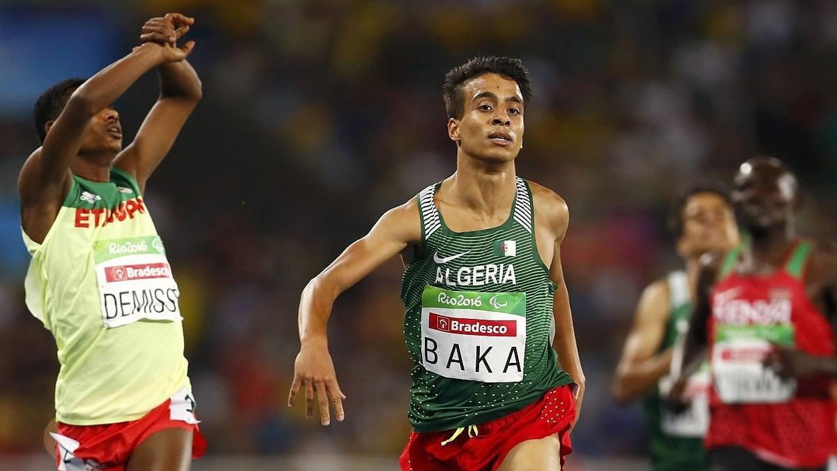 Paralimpiadi, Baka scrive la storia: corre i 1500 m più veloce dell'oro olimpico
