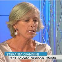 """Scuola, la ministra Giannini a RepTv: """"Concorsone, tutti i vincitori assunti entro il..."""