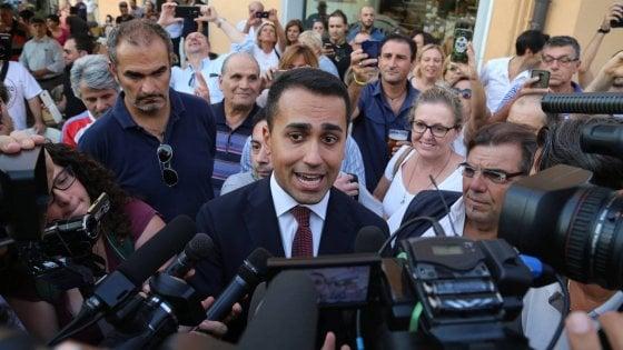 """Italicum, Di Maio attacca Renzi: """"È schizofrenico"""""""