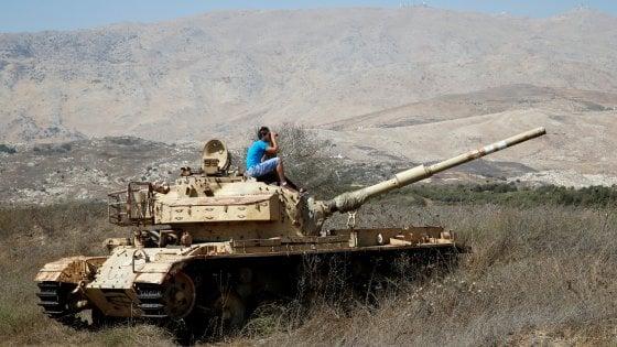 """Tensione in M.O., Siria: """"Abbattuti caccia israeliani"""""""