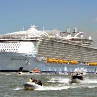 Marsiglia, incidente su nave da crociera: un morto e 4 feriti
