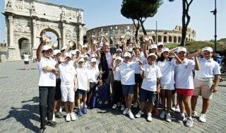 Golf, la Ryder Cup è a Roma