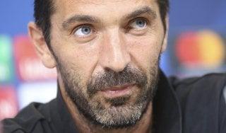 """Champions League, Buffon: """"Juventus tra le migliori, ma per fare strada serve umiltà"""""""