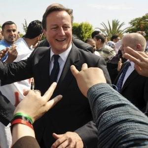 """Parlamento inglese condanna Cameron:  """"Responsabile del fallimento in Libia nel 2011"""""""