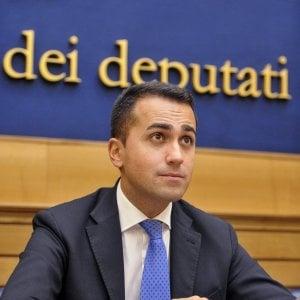 """Di Maio, """"No al governo di scopo"""": 5 Stelle alla guida solo con il voto degli italiani"""