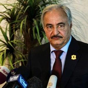 Libia, Haftar riprende il controllo dei porti petroliferi di Ras Lanuf e Sidra