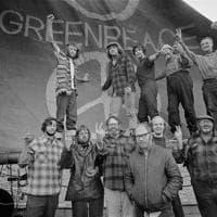 Greenpeace compie 45 anni, le azioni più spettacolari in nome dell'ambiente