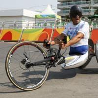 Paralimpiadi Rio 2016, Zanardi conquista l'oro nella cronometro H5