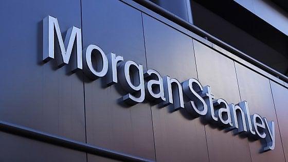 Scandalo derivati, Corte conti convoca Morgan Stanley. Danno erariale da 4 miliardi